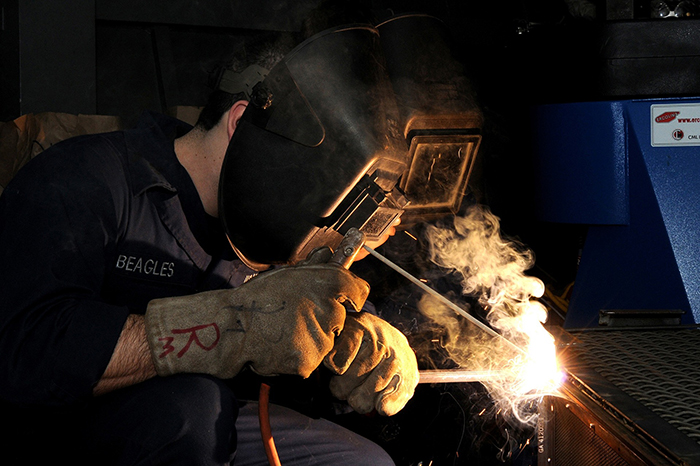 What is welders lung