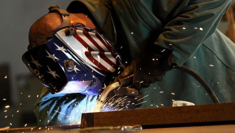 MIG welding and GMAW