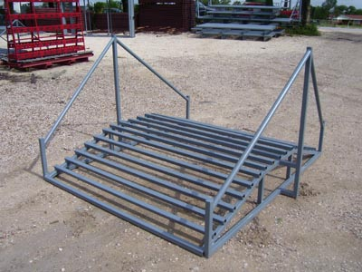 Welded Cattle Guards