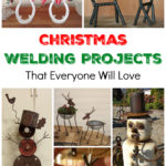 Christmas Welding Projects
