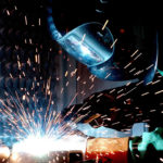 Welding Sparks And Spatter