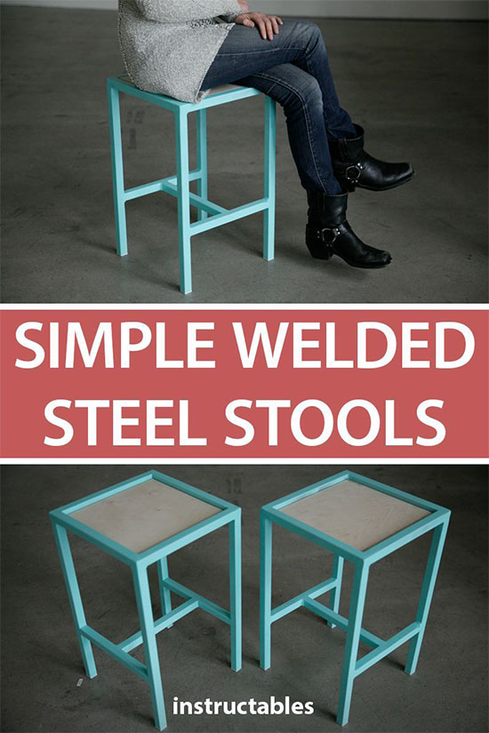 Simple Welded Steel Project to Sell