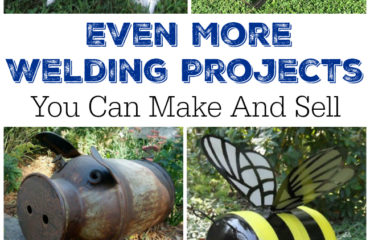Welding Projects To Sell And Make Money
