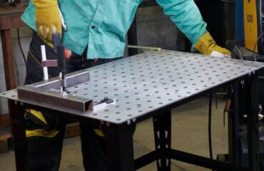 How Tall Should a Welding Table Be
